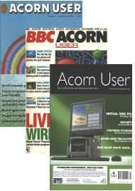 Acorn user composite cover